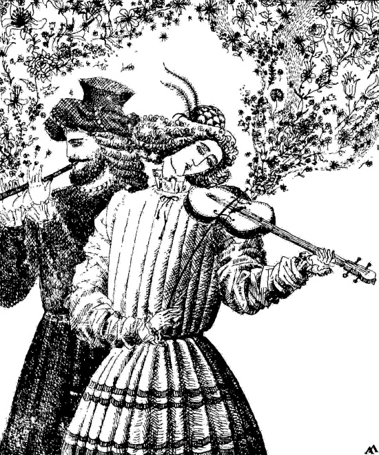 «Сад Музыки» - «Hortus Musicus»